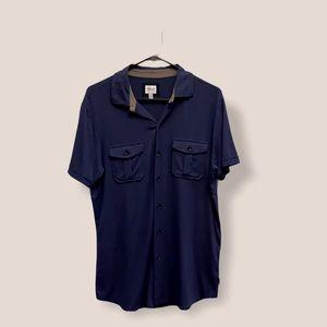 Armani button down shirt